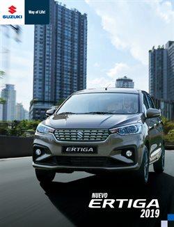 Ofertas de Suzuki  en el folleto de Lima