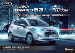 Catálogo Jac Motors en Lima ( Más de un mes )