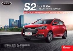 Ofertas de Jac Motors  en el folleto de Lima
