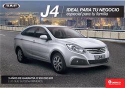 Ofertas de Jac Motors en el catálogo de Jac Motors ( Más de un mes)