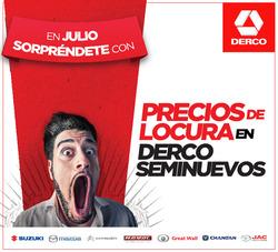 Ofertas de Derco  en el folleto de Lima