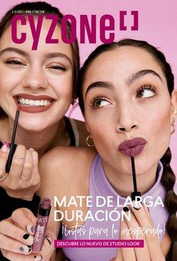 Ofertas de Perfumerías y belleza en el catálogo de Cyzone ( 25 días más)