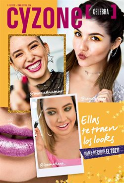 Ofertas de Perfumerías y belleza en el catálogo de Cyzone en Lima ( 8 días más )