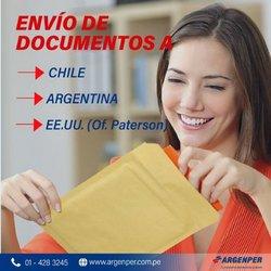 Ofertas de Bancos y seguros en el catálogo de Argenper ( 19 días más)