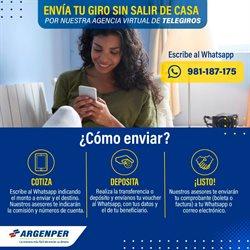 Ofertas de Bancos y seguros en el catálogo de Argenper ( Más de un mes )