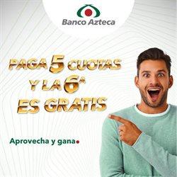 Ofertas de Banco en Banco Azteca