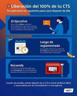 Catálogo Banco de Crédito del Perú ( Más de un mes)
