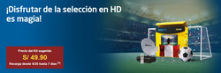 Ofertas de Direct TV  en el folleto de Lima
