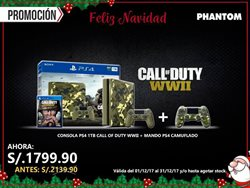 Ofertas de Phantom  en el folleto de Lima