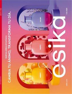 Catálogo Ésika ( 21 días más)