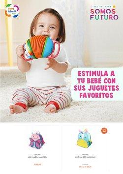 Ofertas de Juguetes, Niños y Bebés en el catálogo de Baby Infanti ( Vence hoy)