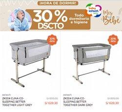 Ofertas de Juguetes, Niños y Bebés en el catálogo de Baby Infanti ( 3 días más)