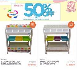 Ofertas de Juguetes, Niños y Bebés en el catálogo de Baby Infanti ( 2 días más)