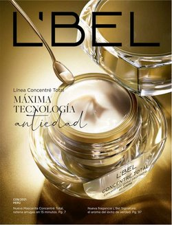 Catálogo L'Bel ( 27 días más)