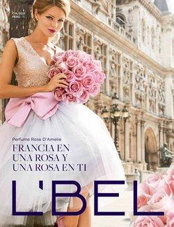 Catálogo L'Bel ( 4 días más)