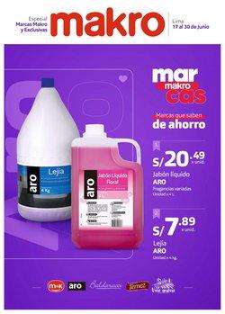 Ofertas de Makro en el catálogo de Makro ( 9 días más)
