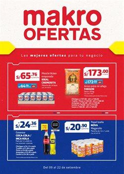 Ofertas de Supermercados en el catálogo de Makro ( 3 días más)