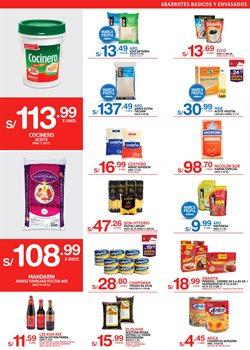 Ofertas de Aceite  en el folleto de Makro en Arequipa