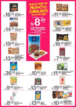 Ofertas de Top  en el folleto de Makro en Chiclayo