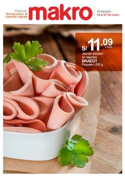 Ofertas de Supermercados en el catálogo de Makro en Lima ( Publicado ayer )