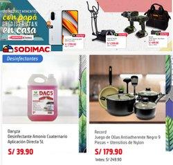 Ofertas de Sodimac en el catálogo de Sodimac ( 2 días más)