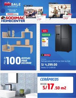 Ofertas de Sodimac en el catálogo de Sodimac ( Publicado hoy)