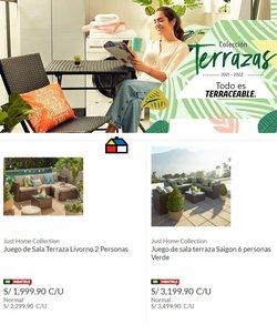 Ofertas de Hogar y muebles en el catálogo de Sodimac ( 3 días más)