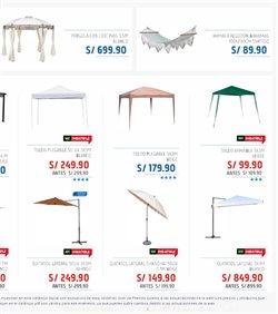 Ofertas de Hogar y muebles en el catálogo de Sodimac ( Más de un mes )