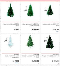 Ofertas de Árbol de Navidad en Sodimac