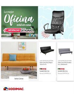 Ofertas de Hogar y muebles en el catálogo de Sodimac ( 3 días más )
