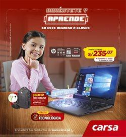 Catálogo Carsa ( 16 días más )