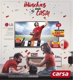 Ofertas de Tecnología y Electrónica en el catálogo de Carsa ( 13 días más)
