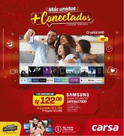 Ofertas de Tecnología y Electrónica en el catálogo de Carsa ( 10 días más)