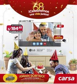 Ofertas de Tecnología y Electrónica en el catálogo de Carsa ( 6 días más)