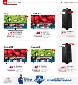 Ofertas de Tecnología y Electrónica en el catálogo de Carsa ( 14 días más )