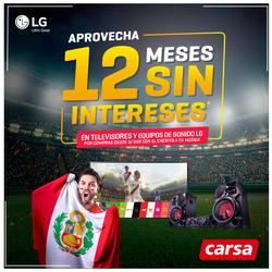Ofertas de Carsa  en el folleto de Lima