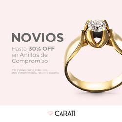 Ofertas de Carati  en el folleto de Lima