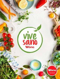 Ofertas de Supermercados en el catálogo de Wong ( 9 días más)