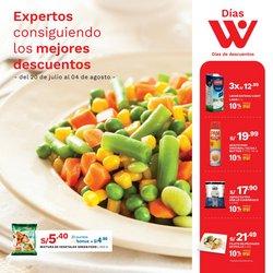 Ofertas de Wong en el catálogo de Wong ( 3 días más)