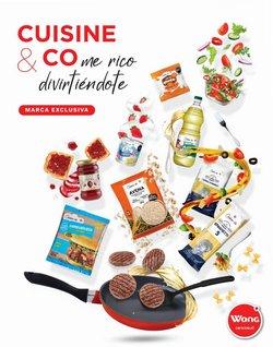 Ofertas de Supermercados en el catálogo de Wong ( 3 días más)