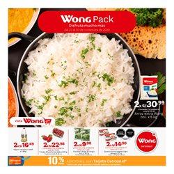 Catálogo Wong ( 3 días publicado )