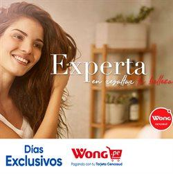 Ofertas de Supermercados en el catálogo de Wong en Huánuco ( 5 días más )