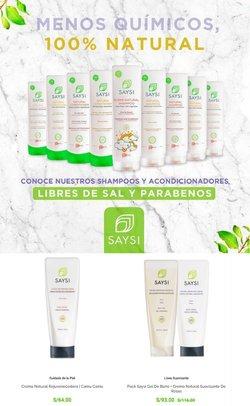 Ofertas de Perfumerías y belleza en el catálogo de Saysi ( 18 días más)