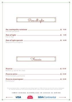 Ofertas de Restaurantes en el catálogo de Antica Pizzería ( Publicado hoy)