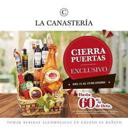 Ofertas de La Canastería  en el folleto de Lima