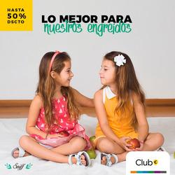 Ofertas de Sniff  en el folleto de Lima