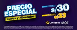 Ofertas de Cinépolis  en el folleto de Lima
