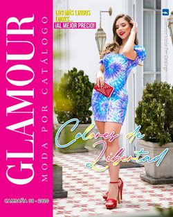 Ofertas de Ropa, zapatos y complementos en el catálogo de Glamour en Chimbote ( 4 días más )