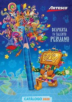 Catálogo Artesco ( Más de un mes )