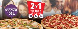 Ofertas de Telepizza  en el folleto de Huaraz